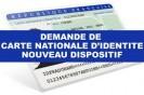 Comment vous procurer ou renouveler votre CARTE NATIONALE d'IDENTITE