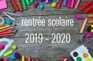 Info rentrée 2019 + dossier inscription accueil de loisirs mercredi matin