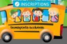 Inscription transport scolaire 2021/2022
